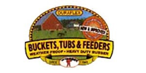 Duraflex Brand Buckets, Tubs & Feeders