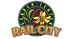 Rail City Garden Center Logo