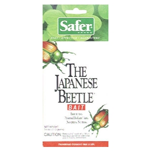 Safer Brands Japanese Beetle Trap Lure