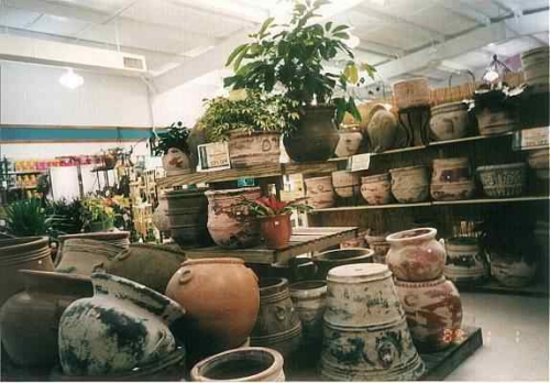 Pottery, All Sizes and Shapes!