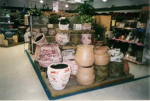 Terra Cotta Pots in All Shapes and Sizes