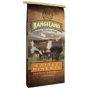 Purina Range® Mineral with Rumensin