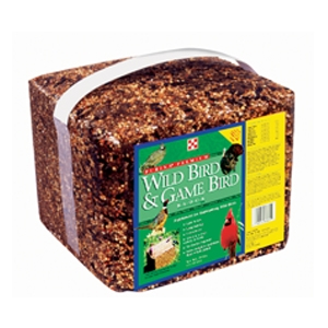 Purina®  Premium Wild Bird & Game Block