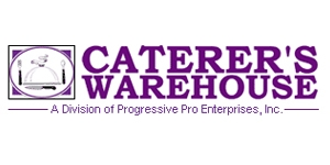 Caterer's Warehouse / Progressive Pro