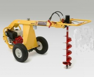 Towable Post Hole Auger