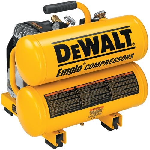 Dewalt 3/4 HP Air Compressor