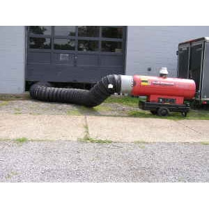 Scheuman Clean Air Diesel Heater 150k btu