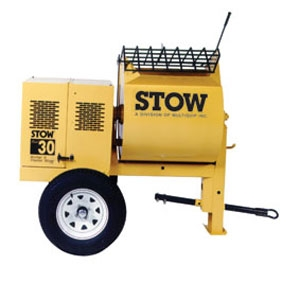 Stow 6cu' Towable Mortar Mixer