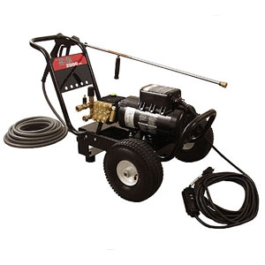 Mi-T-M 1500psi Cold Water Pressure Washer