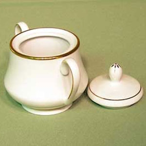 Sugar Bowl Dish