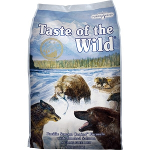 Taste of the Wild Pacific Stream Canine® Formula 30 lbs.