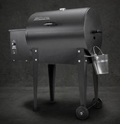 JUNIOR Traeger Grill