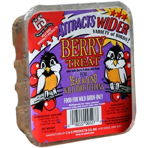 C&S Berry Treat Suet