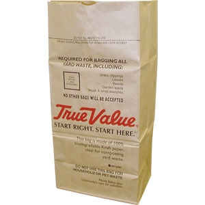 True Value Start Right Lawn Bag