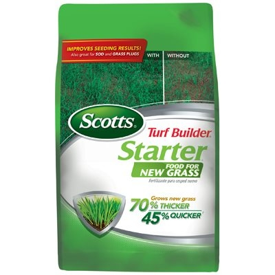 Turf Builder Starter Fertilizer