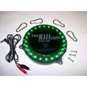 The Kill Light™ Feeder Light In Green
