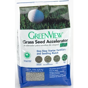 GreenView Grass Seed Accelerator