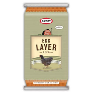 Agway Egg Layer Pellets