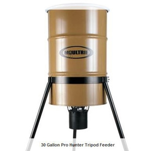 Moultrie Pro Hunter Tripod Feeder