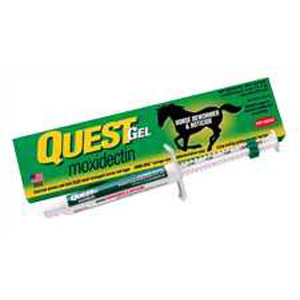 Quest Equine De-Wormer Gel