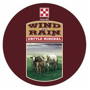 Purina Mills Wind & Rain AS4 Mineral Tub