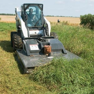 Brush Hog Rotary Cutter Attachment