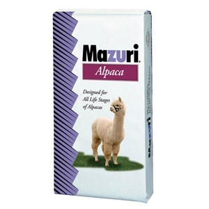 Mazuri® Alpaca Fiber Enhancer™ Supplement