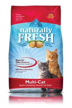 BLUE™ Naturally Fresh® Multi-Cat Quick-Clumping Formula