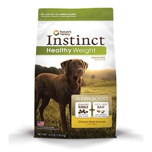 Instinct Healthy Weight Kibble for Dogs
