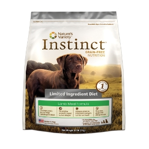 Instinct Grain-Free Limited Ingredient - Lamb