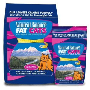 Fat Cats Low Calorie Dry Cat Formula