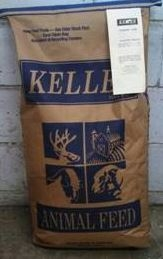 Keller Crimped Corn 50#
