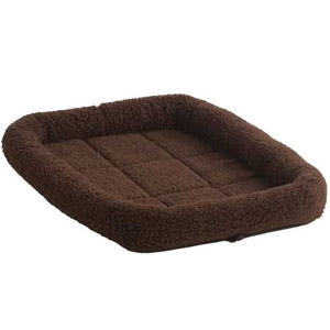 Little Giant Pet Lodge Fleece Dog Bed