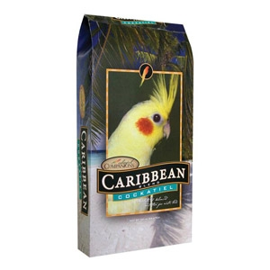 Mazuri® Colorful Companions® Caribbean® Cockatiel Blend