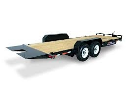 Doolittle 20' Gravity Tilt Bed Trailer