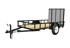 CarryOn 5' x 10' Utilitiy Trailer with Ramp