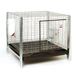 Complete Rabbit Hutch Kit