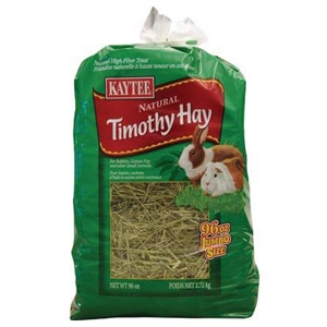 Kaytee® Timothy Hay - 96 oz. Bag
