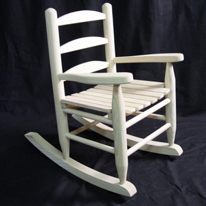 S&S Woodworking Child's Rocker Rocking Chair
