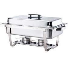 Chafer, Rectangular 7 qt