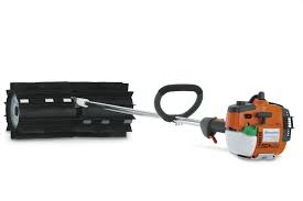 Husqvarna 326s Power Sweeper