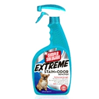 Bramton Company Extreme Stain & Odor Remover with Stain Lifting Brush 6oz