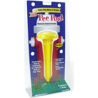 Bramton Company Pee Post Pheromone Treated Yard Stake