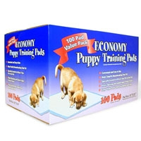 "Bramton Company Puppy Training Pads - Economy - 100 ct. - 22""x22"""
