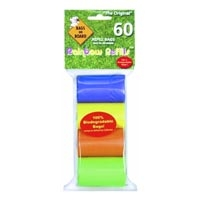 Bramton Company Bags On Board 60 Colored Bag Refill Pk.