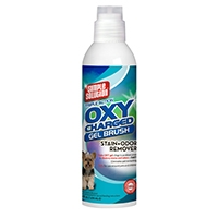 Bramton Simple Solution® Oxy Charged™ Gel Brush Stain & Odor Remover (16 fl. oz.)