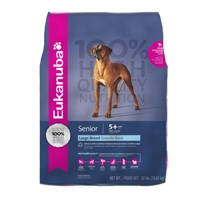 Eukanuba Large Breed Senior, 30 Lb