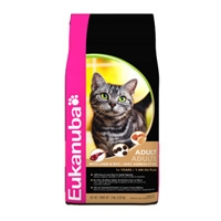 Eukanuba Cat Lamb & Rice  8 Lb