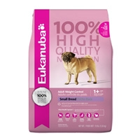 Eukanuba Small Breed Weight Control, 16 Lb