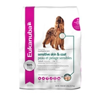 Eukanuba Custom Care Sensitive Skin, 28 Lb